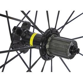 Mavic Ksyrium Elite UST Hjulsæt Shimano/SRAM M-25, black